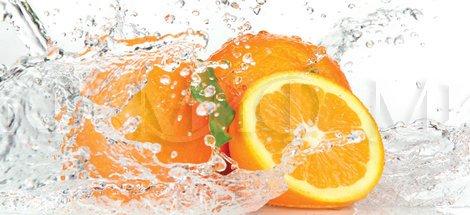 Фотопечать Апельсин