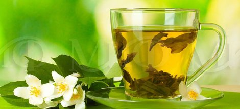 Фотопечать Чай мята