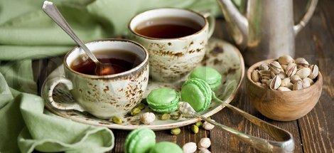 Фотопечать Черный чай