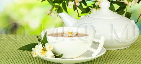 Фотопечать Зеленый чай